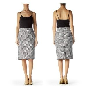 White House I New - 'Wilson' Plain Pencil Skirt 00